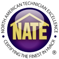 Nate-certified badge