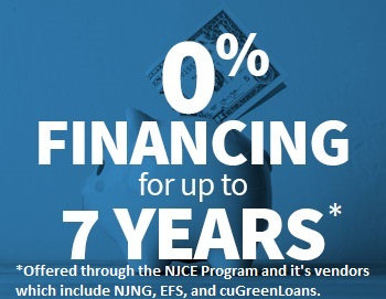 0% financing for up to 7 years