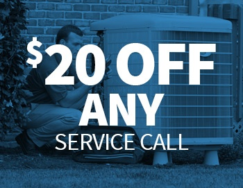 $20 off any service call