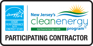 Home Performance with Energy Star and New Jersey's Clean Energy Program Participating Contractor Logos