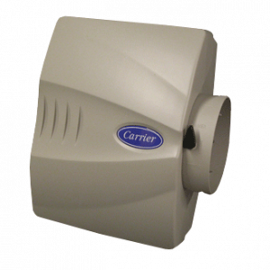 Carrier humidifier to help clean and purify the air in your home or business.