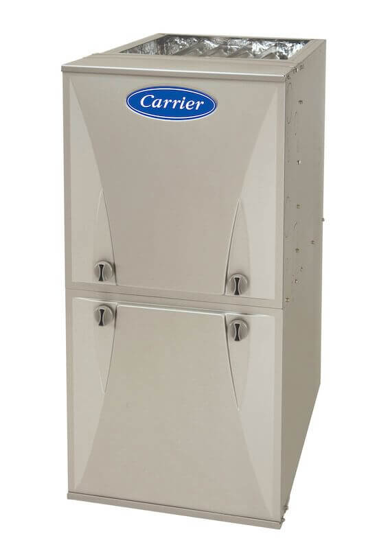 Carrier Furnace for oil to gas conversion