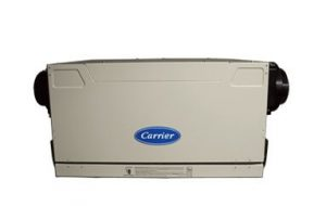 Carrier ventilator to help clean and purify the air in your home or business.